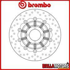78B40816 DISCO FRENO ANTERIORE BREMBO BMW R 100 R 1000cc 1991-1996 FLOTTANTE