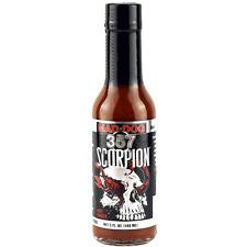 """MAD DOG TRINIDAD SCORPION"" - Very Hot Chilli Sauce"