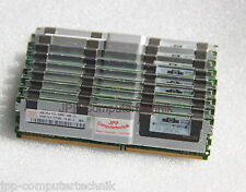 32GB 8x4GB RAM HP 398708-061 FB-DIMM 667Mhz Fully-Buffered DDR2 PC2-5300F Hynix