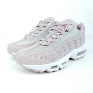 9f24c3913c Nike Air Max 95 SE Women's Running Shoes Pink Particle Rose AT0068 ...
