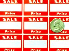 New Listingnew 200 Pack Redwhite For Christmas Sale Retail Price Stickers Tags Labels