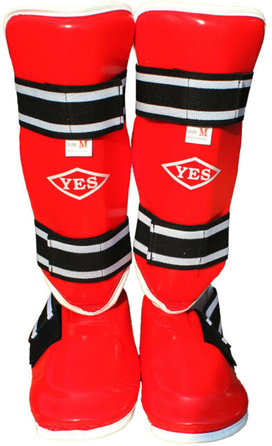 YES Kick Shoes/TaeKwonDo Shin Guard, Leg Protector, Martial arts Shin & Instep