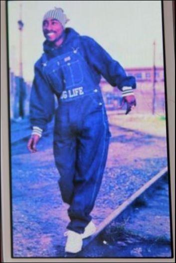 Thug Life patta Pantaloni tlj16sw01 DARK blu NUOVO Berlino New York Compton Los Angeles