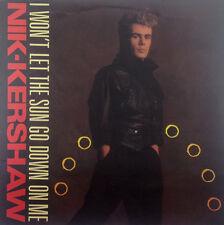 """Nik Kershaw - I Won't Let The Sun Go Down On Me - 12"""" Maxi - K1090"""