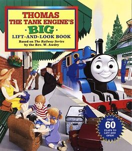 Thomas-the-Tank-Engines-Big-Lift-And-look-Book-Thomas-amp-Friends-by-Owen-Bell