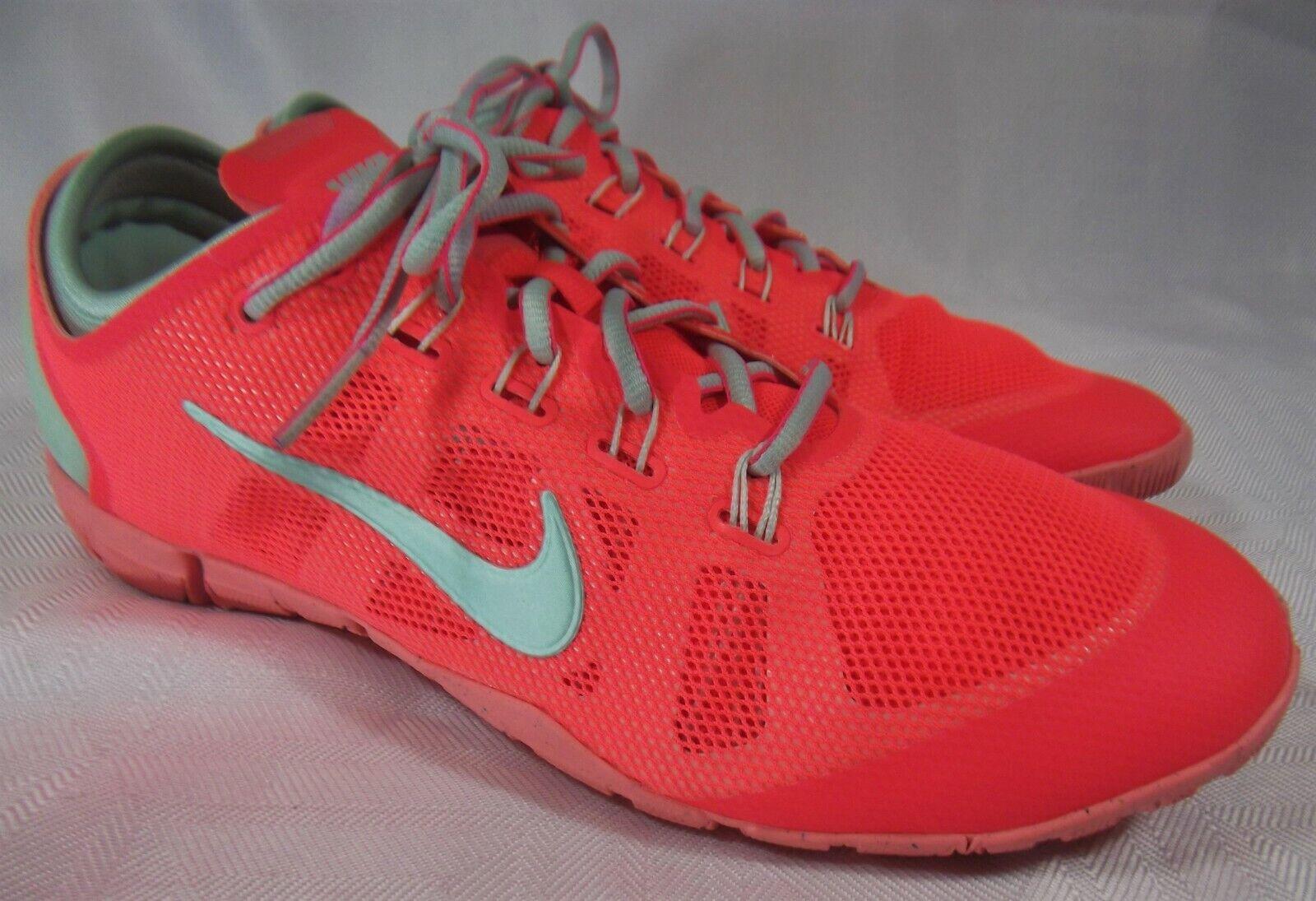 NEW NEW NEW Nike Training Free Run Bionic Pink orange