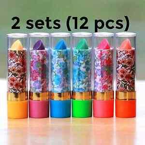 12-PCS-Princessa-Aloe-Mood-Lipstick-Long-Lasting-Magic-Colors