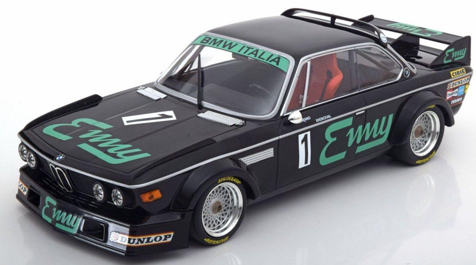 Minichamps 2018 BMW 3.0 CSL BMW Italia GranoXhenceval Brno GP 1:18New artículo