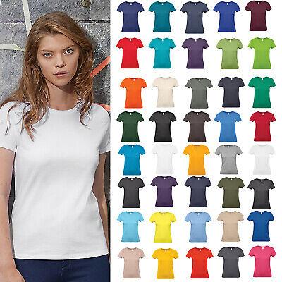 Brioso B&c Collection #e150 T-shirt Donna Tw02t-mostra Il Titolo Originale Adottare La Tecnologia Avanzata