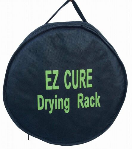 "The Clean Cut EZ Cure 35/"" Hanging Drying Rack for drying Herbs Bud flower plant"