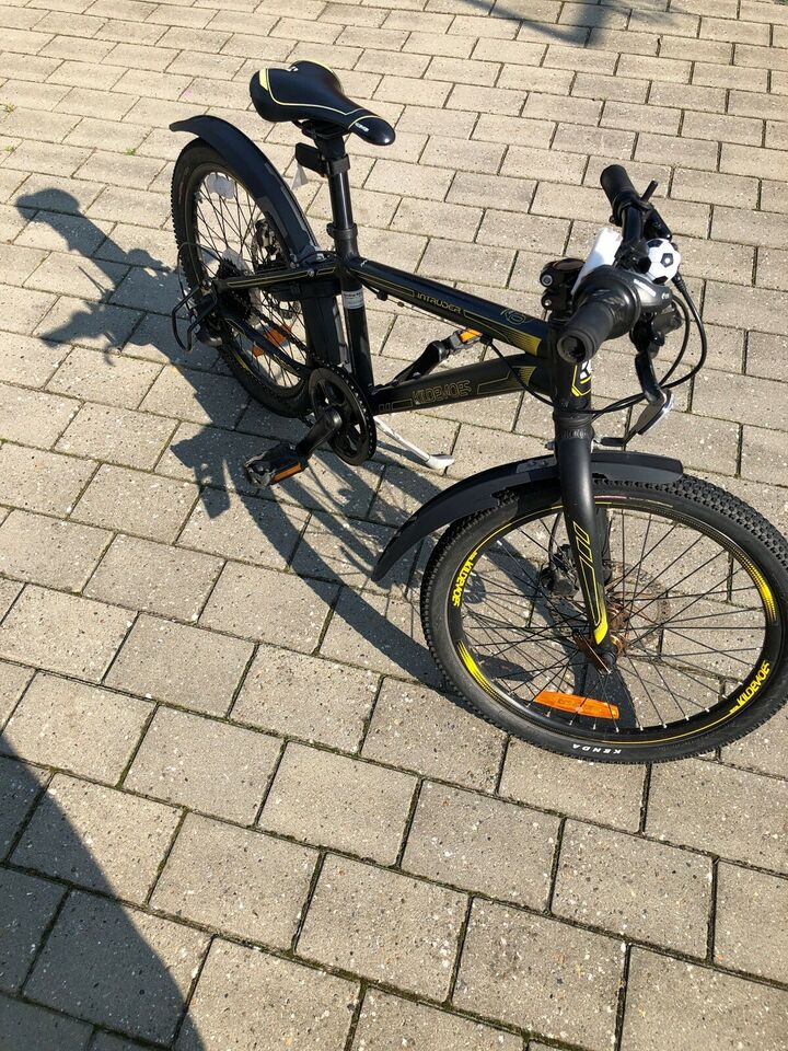 Kildemoes, anden mountainbike, 20 tommer
