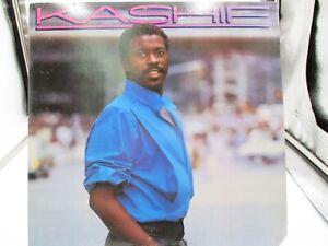 KASHIF, Self Titled LP 1983 Arista AL-9620 Promo VG+ c VG+