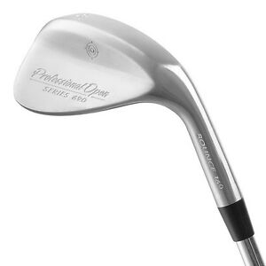 Professional-Open-Wedge-LEFT-Hand-Steel-Shafted