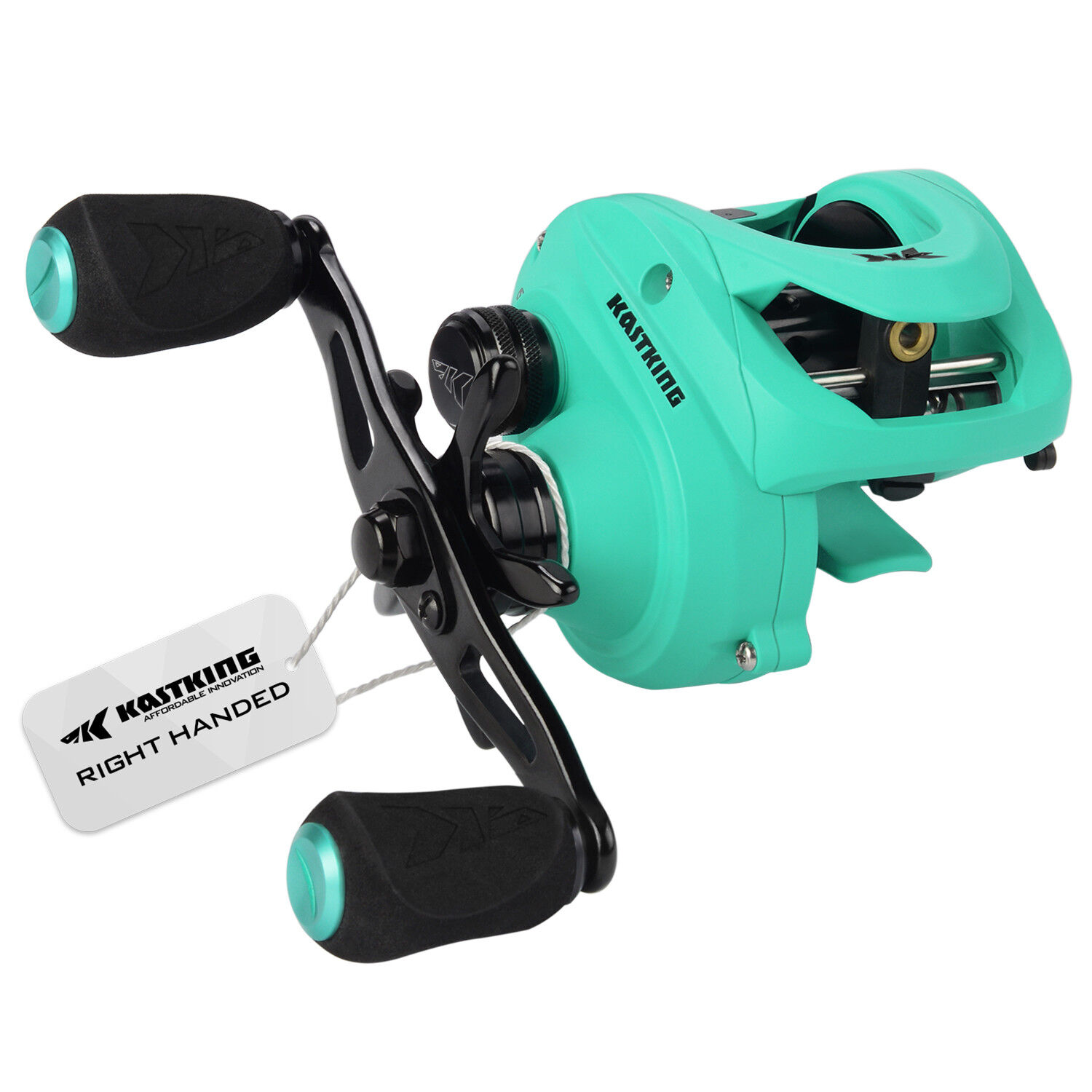 KastKing Spartacus Maximus Baitcasting  Reel Salt & Freshwater Reel - 25LB Drag  ultra-low prices