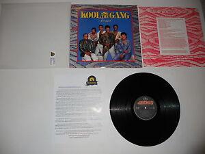 Kool-amp-the-Gang-Forever-Mercury-1986-1st-Press-EXC-ULTRASONIC-CLEAN
