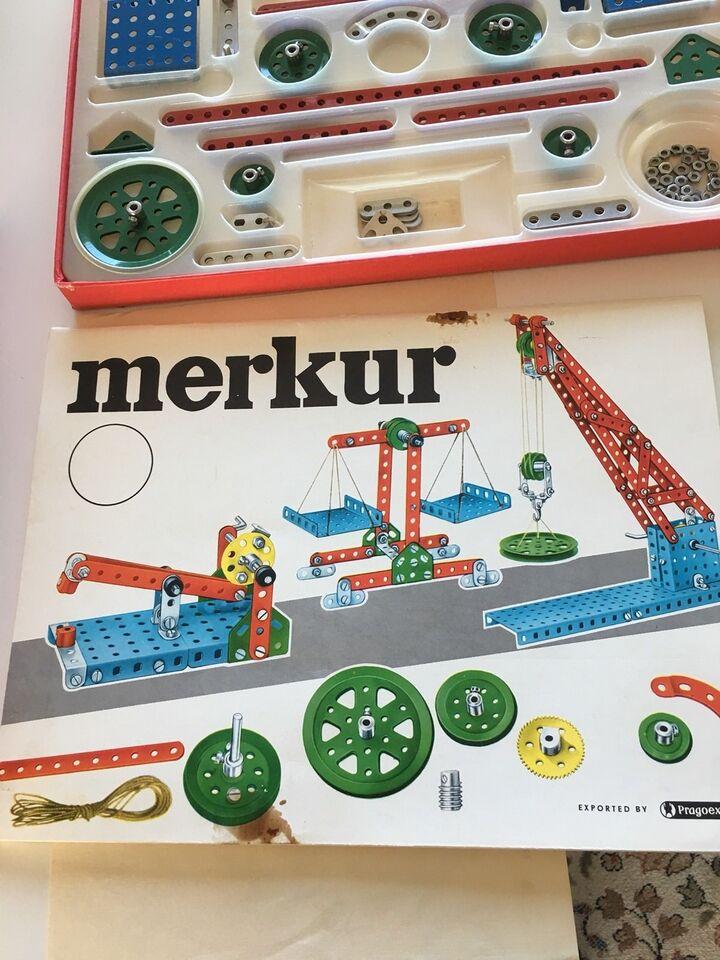Byggesæt, Ingeniør-sæt, Merkur