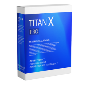 R203 Titan X Pro Mt4 Indicateur-afficher Le Titre D'origine