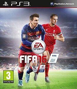 PS3-FIFA-16-PS3-GIOCO-Nuovo-di-zecca-Uk-1st-Class-RAPIDO-E-GRATUITO-consegna