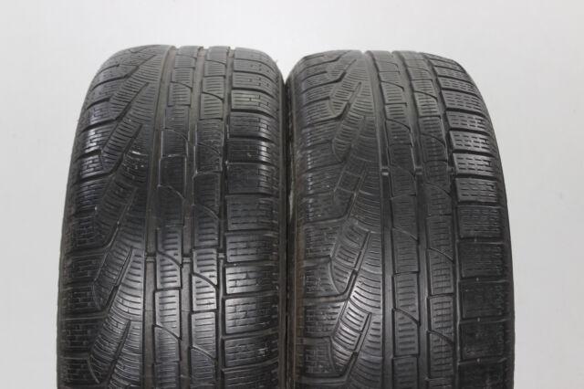2x Pirelli Winter 240 Sottozero II 225/45 R18 95H (95V) XL M+S RFT, 5mm, nr 8762