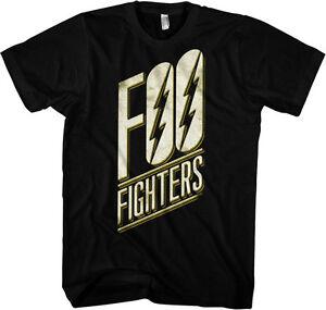 FOO-FIGHTERS-Slanted-Logo-T-SHIRT-S-M-L-XL-2XL-Brand-New-Official-T-Shirt