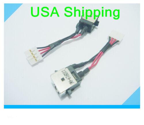 Original DC Power Jack cable for TOSHIBA Portege Z835-P330 Z835-P360 Z835-P370