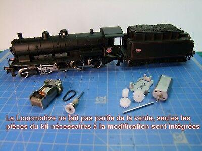 TA-112 JOUEF HO Re-Motorisation V2 sans courroie  locomotive vapeur 040-TA-28