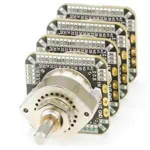 Elma A47 Audio Drehschalter Attenuator THT oder SMT ++ Große Auswahl ++