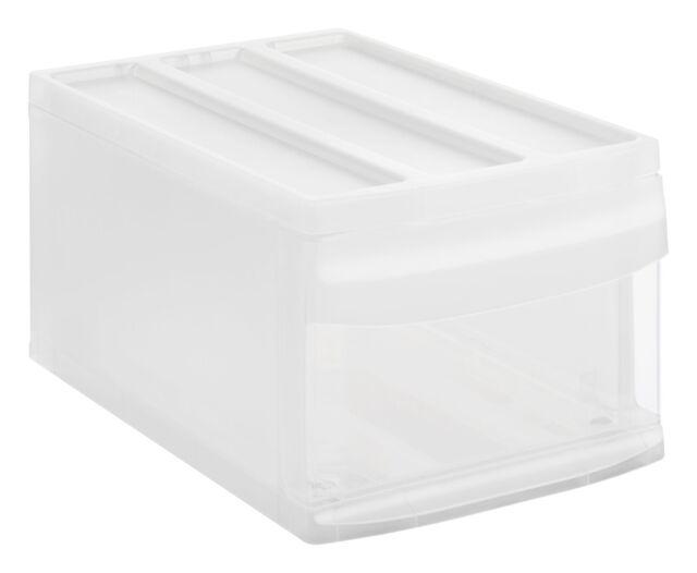 Rotho Schubladenbox Mono Systemix Medium - 1 Schub
