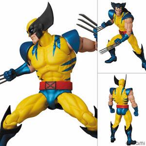 Medicom-Toy-Mafex-No-096-Mafex-Wolverine-Fumetto-Versione-034-X-Men-034