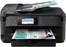 Epson WorkForce WF-7710DWF Print/Scan/Copy/Fax A3 Wi-Fi Printer