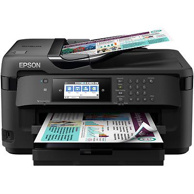 Epson WorkForce WF-7710DWF Print/Scan/Copy/Fax A3 Wi-Fi Printer
