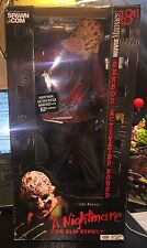 "MCFARLANE FREDDY KRUEGER 18"" INCH FIGURE A Nightmare on Elm Street Movie Maniac"