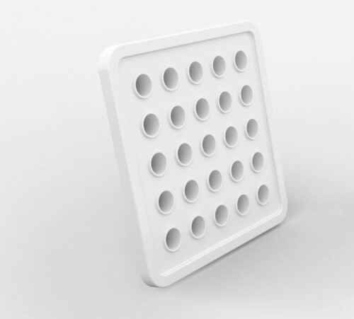 Decorative Air Vent Grille 168mm x 168mm Ducting Ventilation Cover