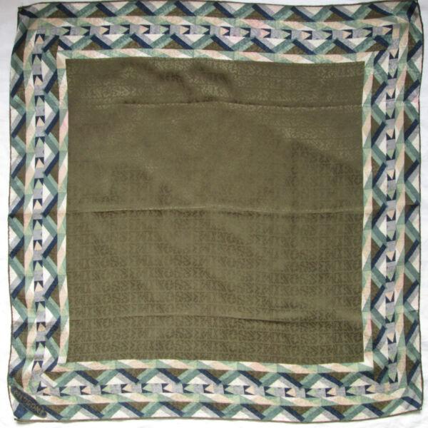 26749bbf779e -AUTHENTIQUE Foulard MISSONI soie TBEG vintage Scarf