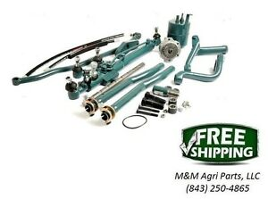 Details about Power Steering Conversion Kit Ford 2310 2610 3310 3910 4110  231 335 3400 3500