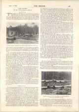 1901 Goldfields Of Eastern Akim Housebuilding At Kibbi