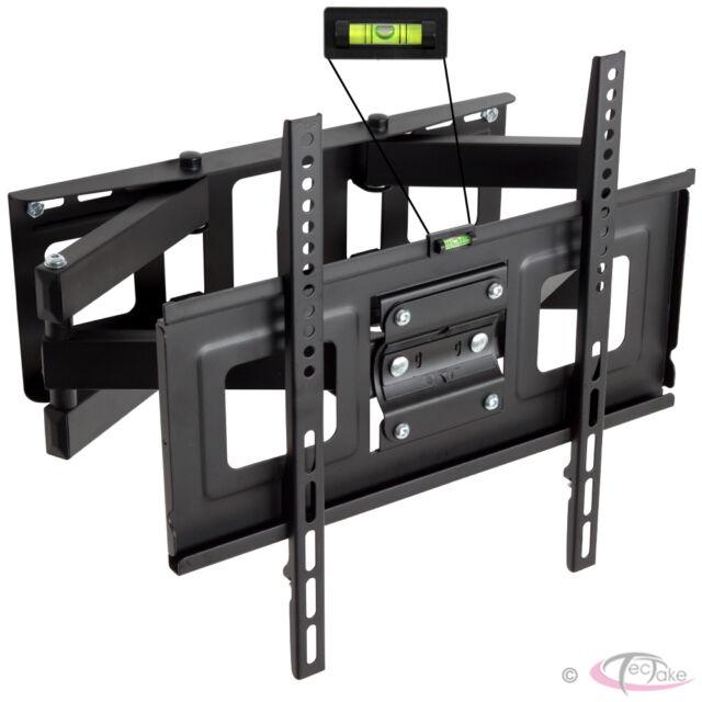 "PLASMA LCD LED 3D TV TFT WALL BRACKET MOUNT TILT AND SWIVEL VESA 400x400 32""-55"""