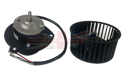 New High Volume Uprated Heater Fan Blower Motor for MGB 1968-1980