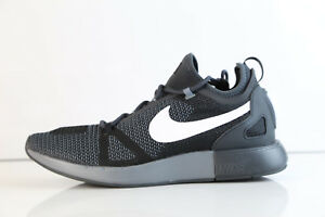 online store f919e a95bc Image is loading Nike-Duel-Racer-Black-White-Anthracite-918228-007-