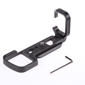US-Quick-Release-L-Plate-Bracket-For-Sony-NEX6-NEX7-Camera-Arca-Swiss-RSS-Fit