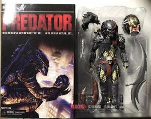 """NECA Scarface Concrete Jungle Predator 7/"""" Action Figure Ultimate Game Predators"""