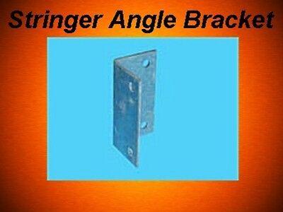 Floating Boat Dock Hardware Bracket Stringer Angle 444