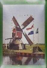 CPA Holland Hoogmade Windmill Moulin a Vent Windmühle Molino Mill Wiatrak w96