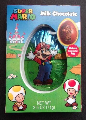 Super Mario Milk Chocolate Egg!!!