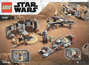 **BRAND NEW FREE 1ST P&P** LEGO Star Wars Trouble On Tatooine 75299