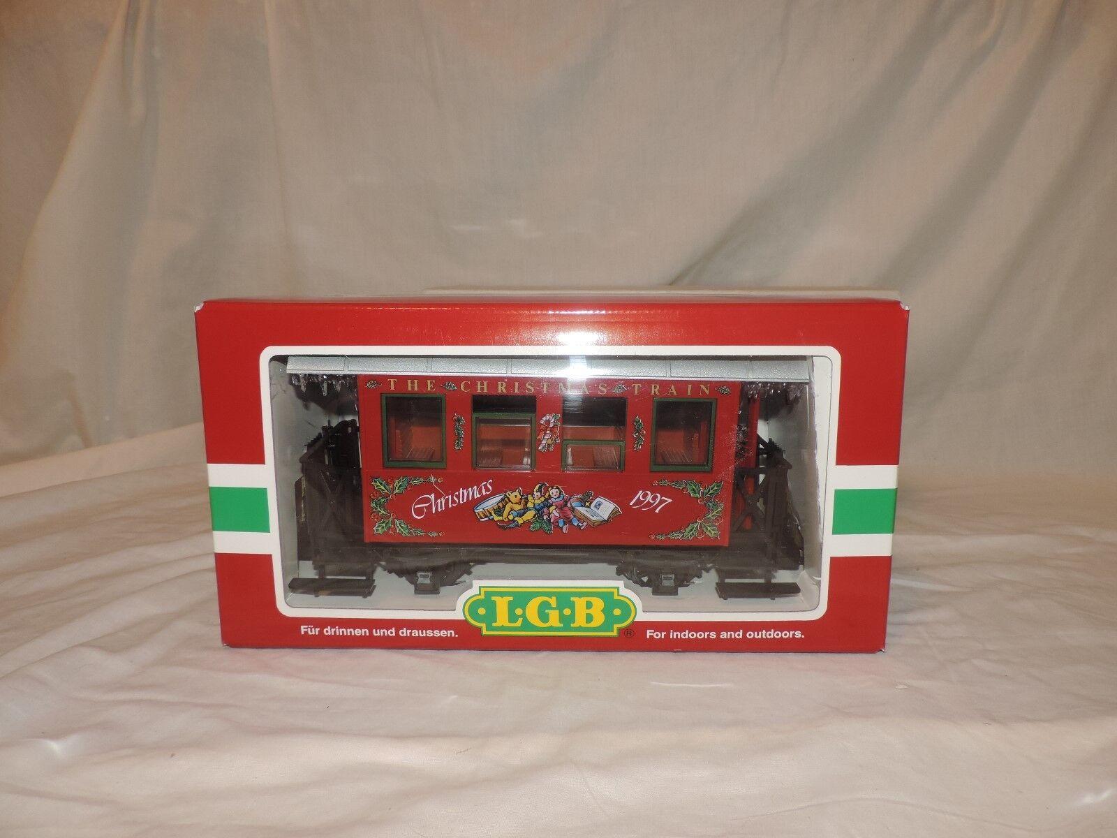 LGB 36077 1997 Entrenador De Navidad