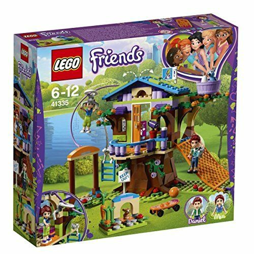 LEGO 41335 Friends Heartlake Mia's Tree House Perfect Hang Out Spot Playset 2018