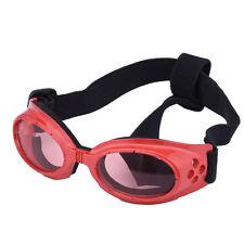 Cute Pet Dog Doggles Goggles UV Sunglasses Eyewear Protection Waterproof for Dog