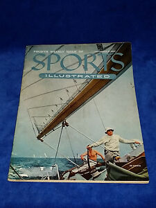 September-6-1954-Sports-Illustrated-Original-Fourth-Weekly-Issue
