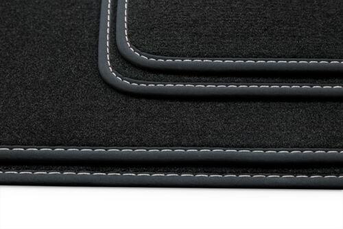 03//2014 Premium Fußmatten für BMW 4er Cabrio F33 F83 ab Bj